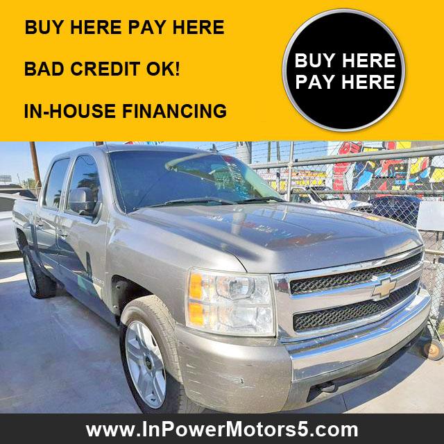 Buy Here Pay Here Trucks