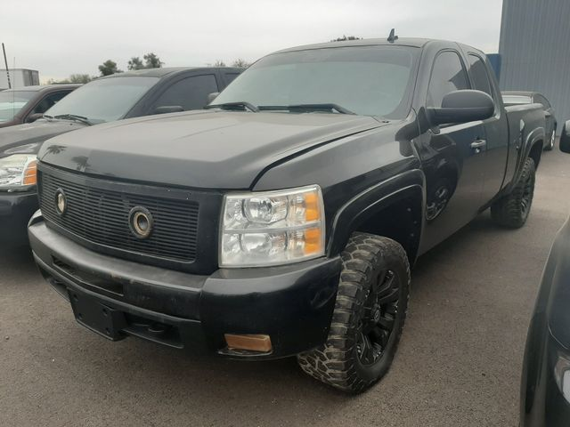 2011 Chevrolet Silverado 1500 Extended Cab - Buy Here Pay Here Trucks